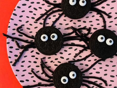 Halloween: tips voor enge traktaties voor op school of als snack thuis