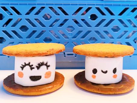 Marshmallow traktatie en snacks