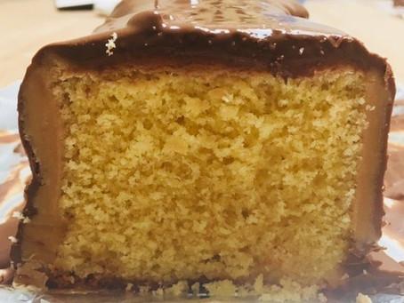 Koken met kids: Twix cake