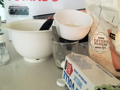 Pannenkoeken 2.0: Pancake art!