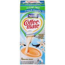 Nestle Sugar Free Creamer 50ct