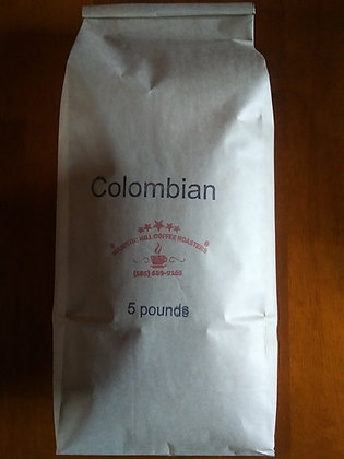 Ground Coffee 5lb Bag