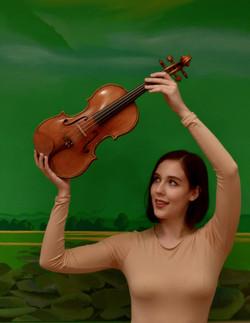 Ana Julija Mlejnik, violinistka