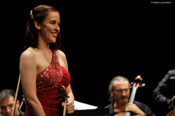Ana Julija Mlejnik, violin
