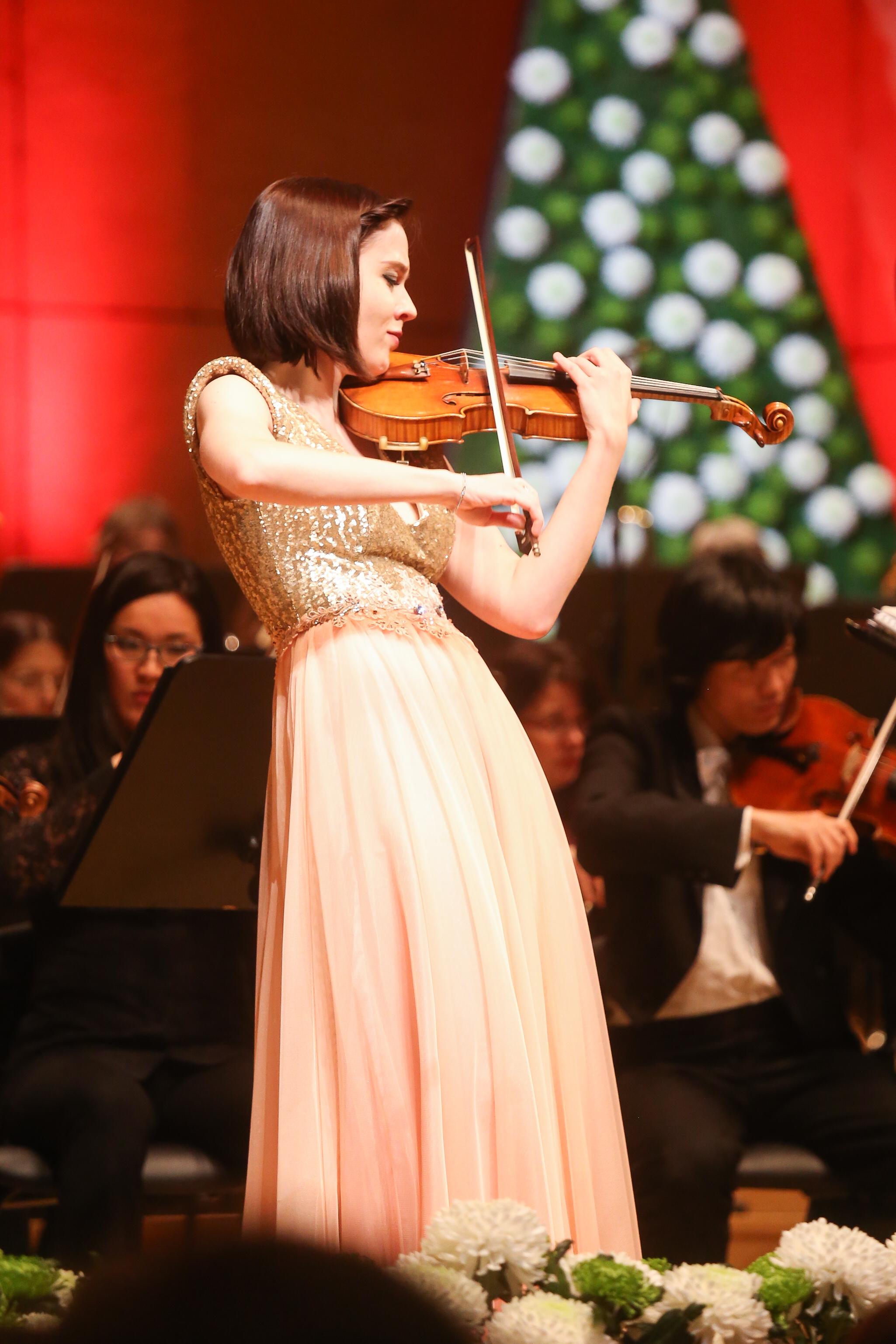 managers concert, Ana Julija Mlejnik