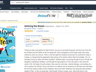 Unliving the Dream is On Sale Now!