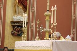 Central Altar