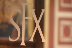 SFX on glass