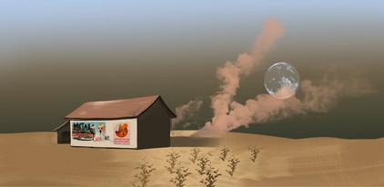 Space Farm Concept (2018)