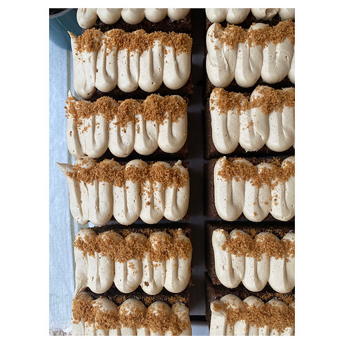 Gingerbread & Biscoff