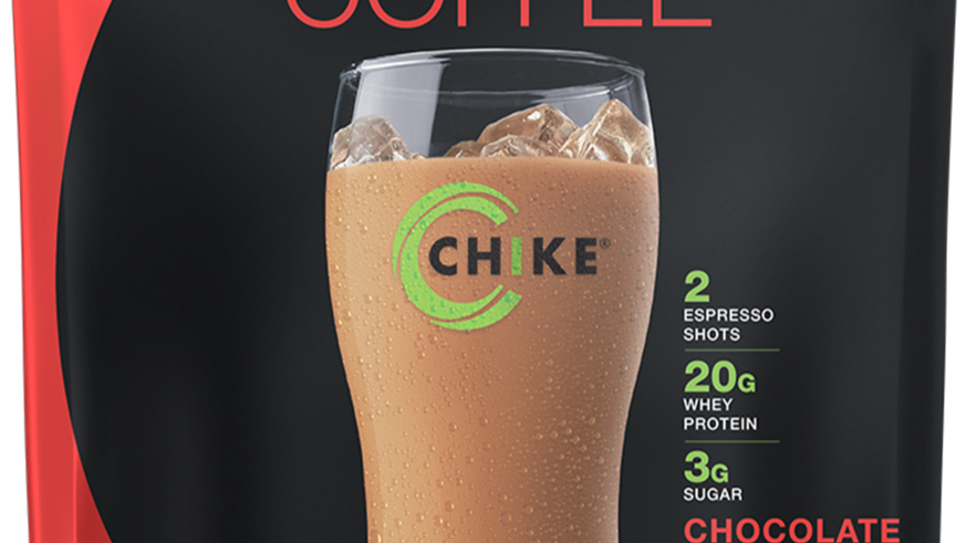 Chike Chocolate Peanut Butter Iced Coffee