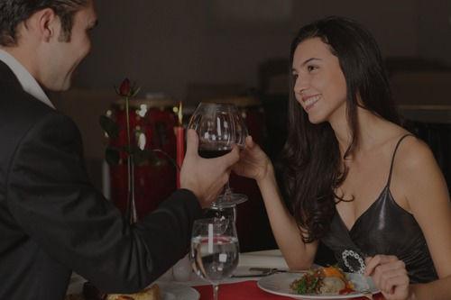 Restaurante Romântico em Pedra Azul