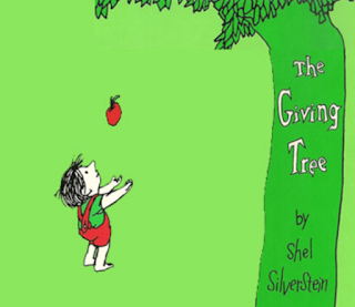 Children's Book Review: The Giving Tree by Shel Silverstein