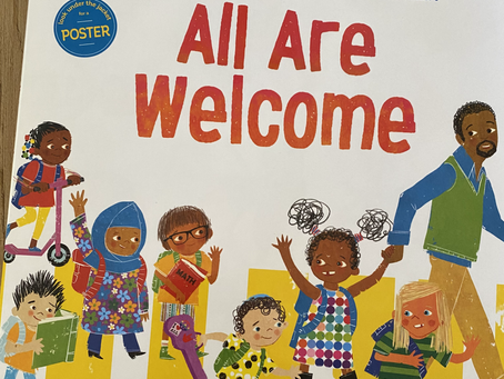 Children's Book Review: All Are Welcome