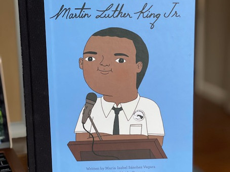 Children's Book Review: Martin Luther King, Jr.