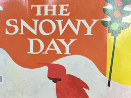 Children's Book Review: The Snowy Day