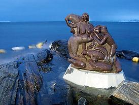 Sedna sculpture in Greenland.jpg