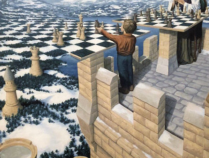 Reality of Illusion – Illusion of Reality