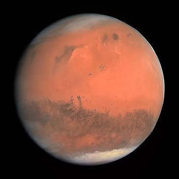Mars_true_color by ESA and MPS for Osiri