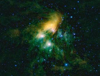 Pleiades infrared WISE telescope.jpg