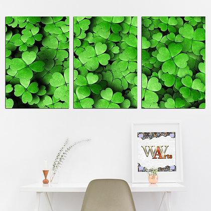 Kit -  Plantas e Folhas