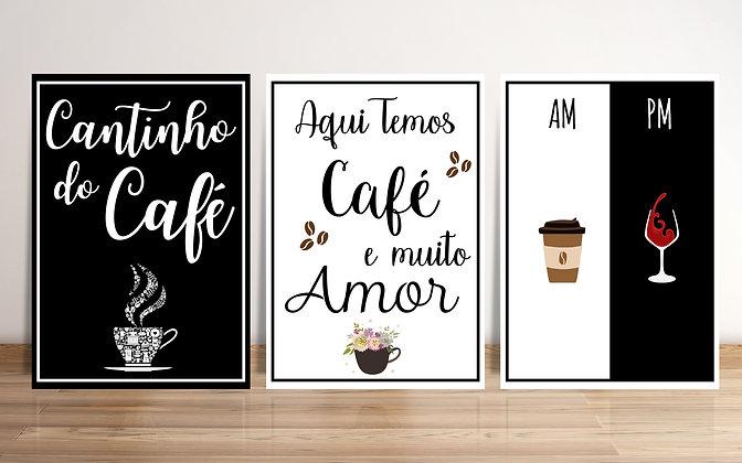 Kit - Cantinho do Café