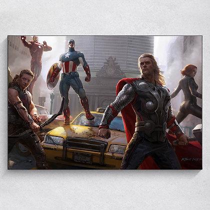 Marvel's The Avengers: Os Vingadores