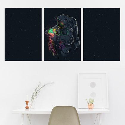 Kit - Astronauta