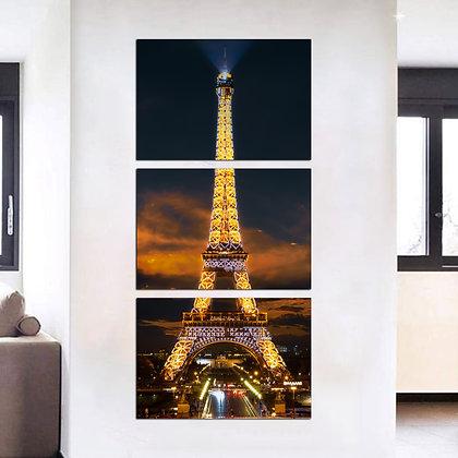 Kit -  Torre Eiffel Paris