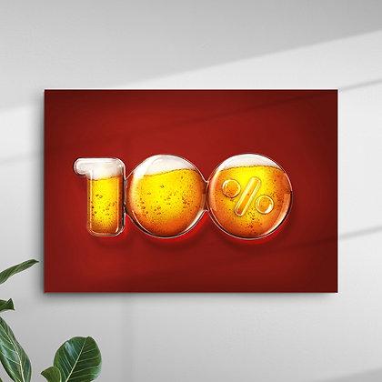 Cerveja Itaipava 100%