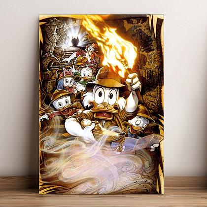 DuckTales O Filme - O Tesouro da Lâmpada Perdida