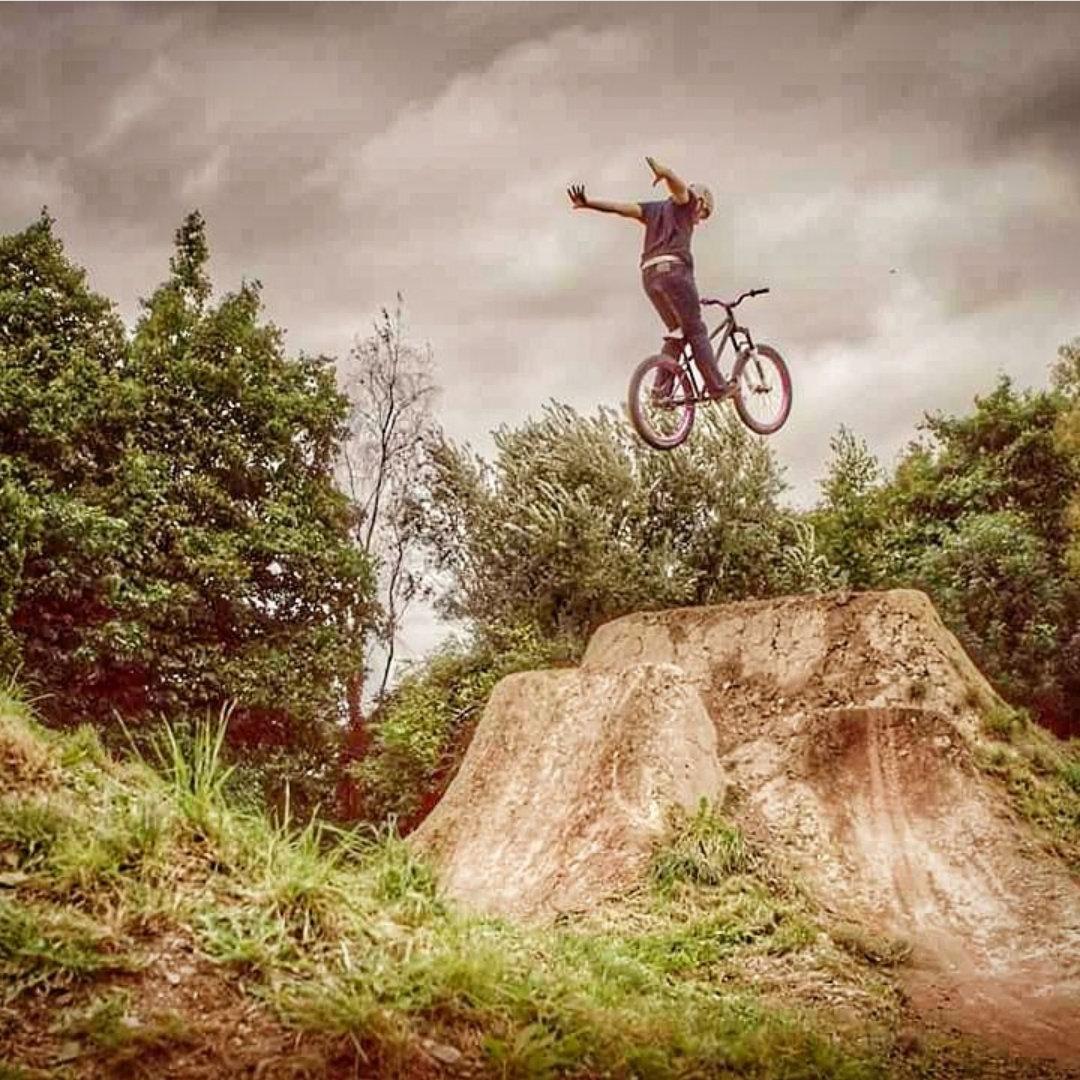 BMX/Dirt Jump Skill Session (Half Day)