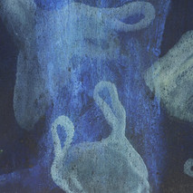 Still Life: Whale detail