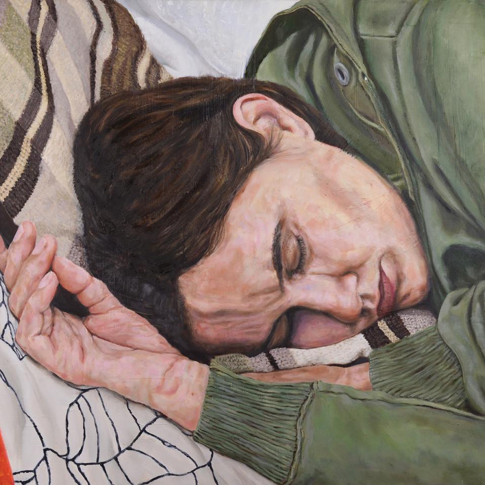 Collapse into Now(Serafin Sleeping)