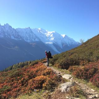 Tour de Mont Blanc