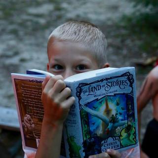 Keep Readin'