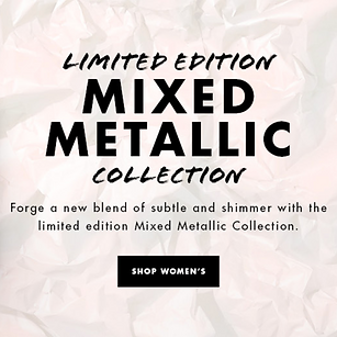 Chaco Limited Edition Mixed Metallic Collection