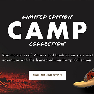 Chaco Limited Edition Camp Collection