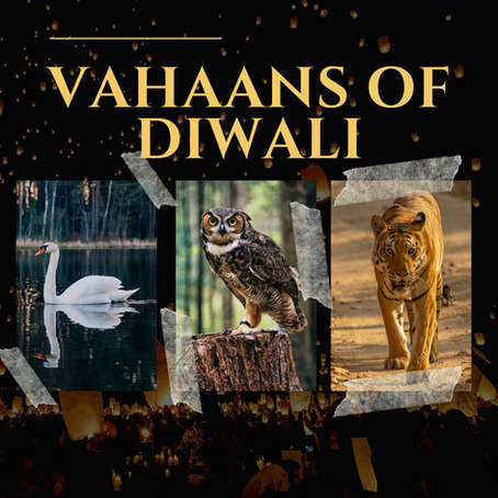 Vahaans of Diwali