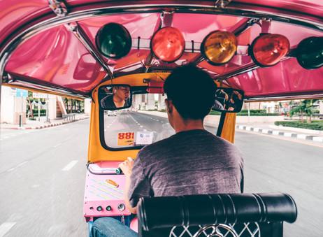 Red Rickshaw