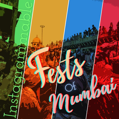 Instagram-able fests of Mumbai