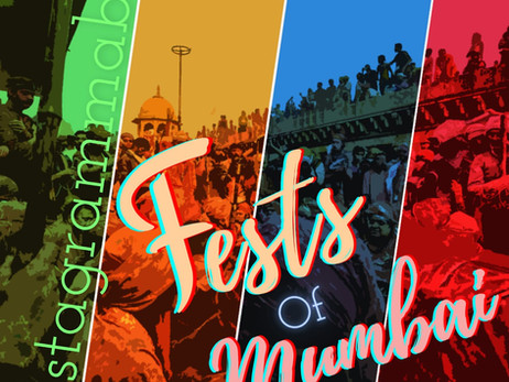 Instagram-able fests of Mumbai