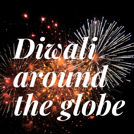 Top 5 places to celebrate Diwali across the globe!