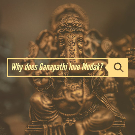 Ganesh Chaturthi Offerings