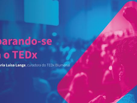 Sólida Entrevista - Maria Luísa Lange curadora do TEDx Blumenau