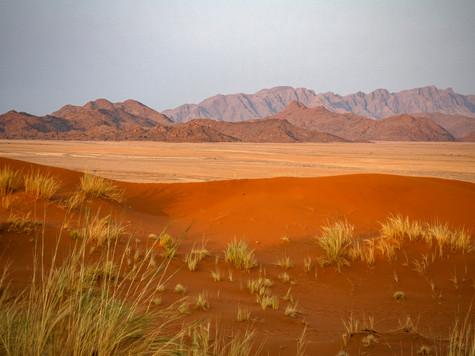 Sesriem, in Namibia