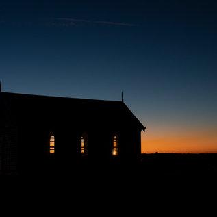 Little Chapel, Hunter Valley at sunset