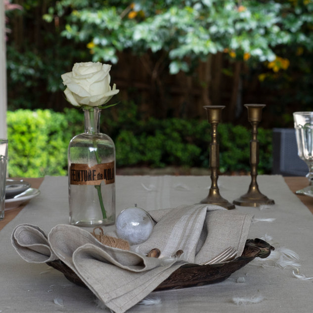 French Consul table runner