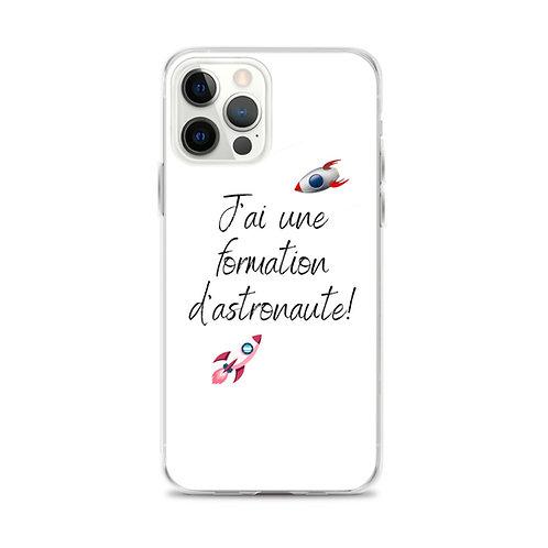 iPhone Case: Astronaute