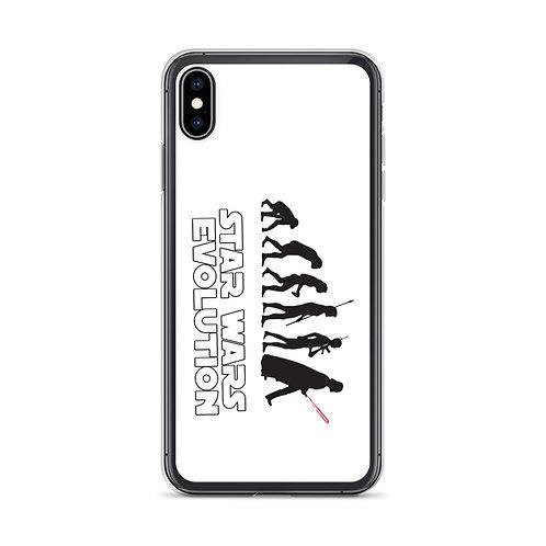 iPhone Case: Star wars evolution
